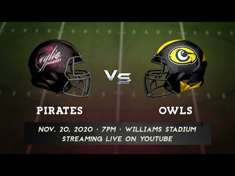 GISD Football:  Garland High School vs Wylie