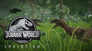 Jurassic World Evolution - Niebezpieczne Zoo #20