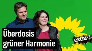 Grüne Harmonie – Annalena Baerbock wird Kanzlerkandidatin