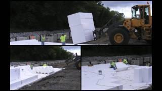 InsulFoam GF Geofoam Project: I-80/94 & I-65 Interchange