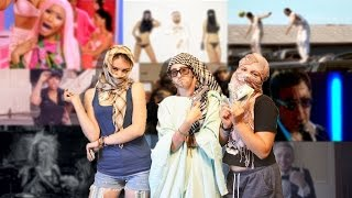 Пародии на клипы [ Quest Pistols, die antwoord, Егор Крид ,Мот, Nicki Minaj... ]