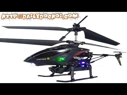 Máy bay điều khiển từ xa – Helicopter phản lực