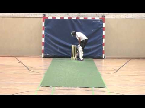 Frankfurt Cricket Club - FCC - Indoor Training January 8, 2016