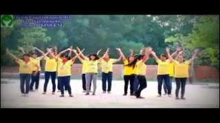 25012013 Full Dân vũ Bài ca Xuân tình nguyện - Mặt trận Đông phương ĐH KHXH&NV.mpg