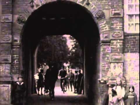 De stad Groningen in 1916