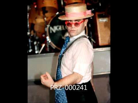 Elton John-1989 Island Girl