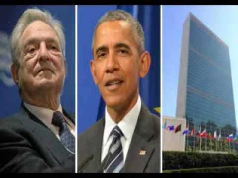 Image result for Soros-Obama-UN