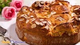 Rose cake - Italian recipe