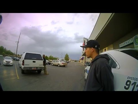Tooele City Police footage of Rogelio Diaz Jr. arrest