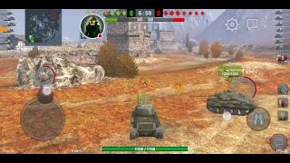 """World of Tanks""."