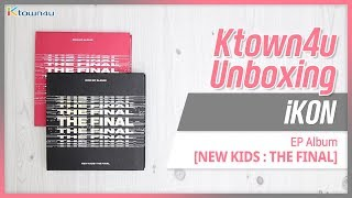 Ikon New Kids The Final Unboxing Video in MP4,HD MP4,FULL HD