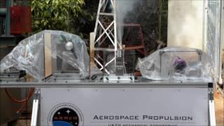 aerospace propulsion stand engine operation