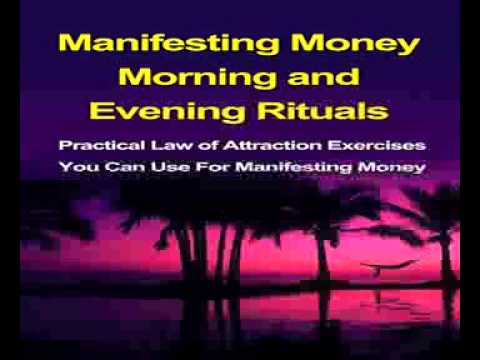 Michael Holmwood   Manifesting Money Morning And Evening Rituals