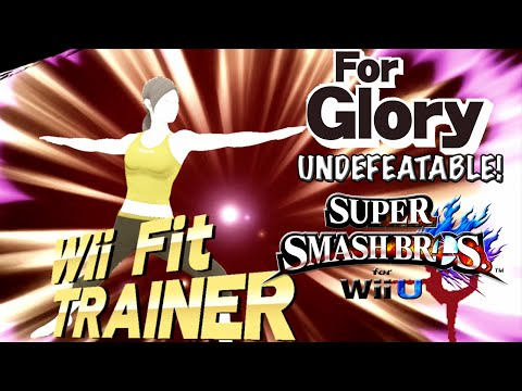 Keep Breathing! | Undefeatable!: Wii Fit Trainer Ep. 5 ~ Super Smash Bros for Wii U [For Glory!]