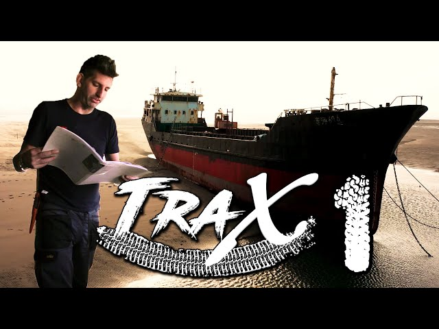 Trax 1 - The Deserted 696