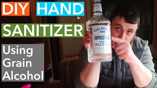 ► how to make diy hand sanitizer, using grain or rubbing alcohol, glycerin & hydrogen peroxide links: (vegetable is ok): https://amzn.to/2qwxfgy ►...