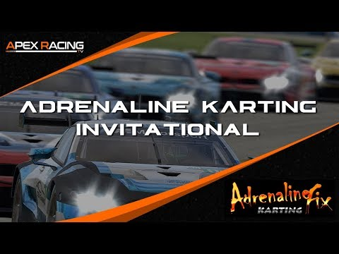 Adrenaline Karting Invitational   Stay At Home 1 Hr Of Lime Rock