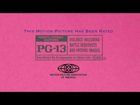 MajorKinz Pictures MPAA Rating Screens