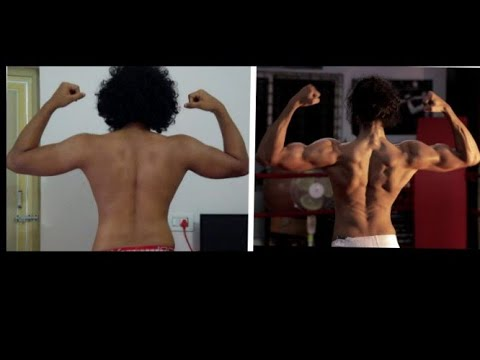 Fat to Fit body transformation | Harsha | Fitness Motivation video