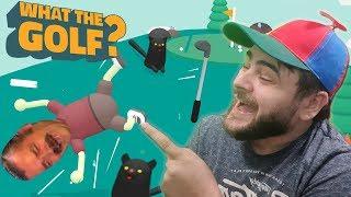 GRA która TROLLUJE gracza - WHAT THE GOLF?