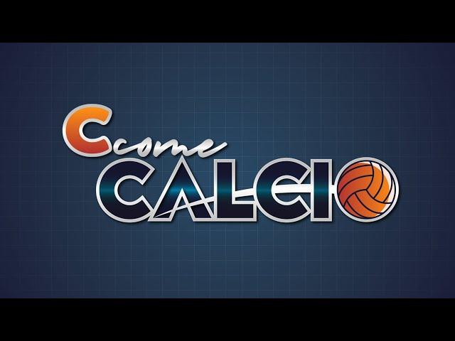 C COME CALCIO - Intervento Antonio Valbruni (Mister)