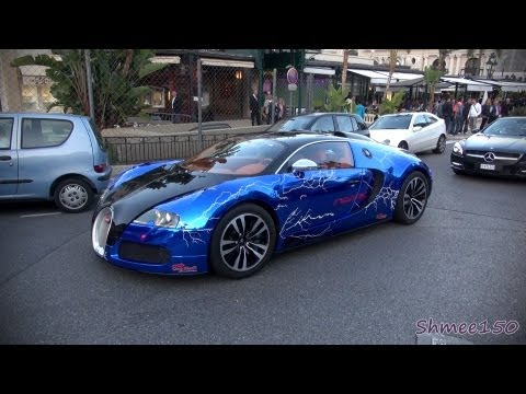 EPIC Monaco Combo – Veyron Sang Noir, K'egg CCX, Noble M600, Mansory Stallone and MORE!