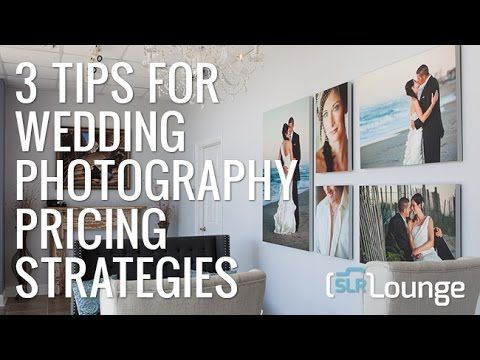 3 Tips for Wedding Photography Pricing Strategies | Interview with Jeff and Lori