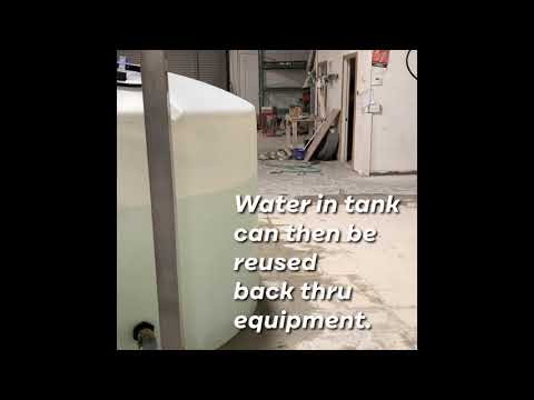 FP Water Recycling Equipment 66 GPM