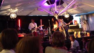 Chain of fools - LaGaylia Frazier med band