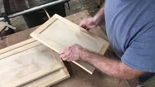 Simple Cabinet Doors (Part 3)  NO Fuss