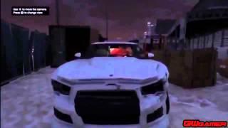 Grand Theft Auto 5 [GTA 5] Секс в машине