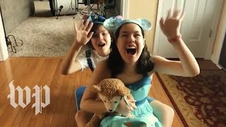 Disney fans recreate 'Happiest Place on Earth' in their homes