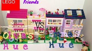 LEGO Friends Olivia And Emma