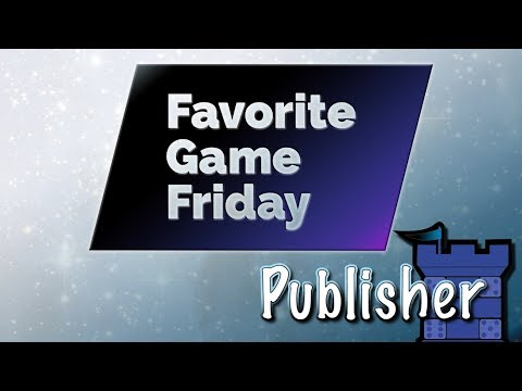 Favorite Game Friday Publisher