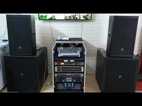 Kỷ Niệm Dàn Karaoke Nhỏ Xíu, Setup Lần 2 Tại Vĩnh Long ✔