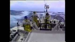 How to sail Auxiliary Sail Endorsement heavy weather sailing sailing license captains license part 1