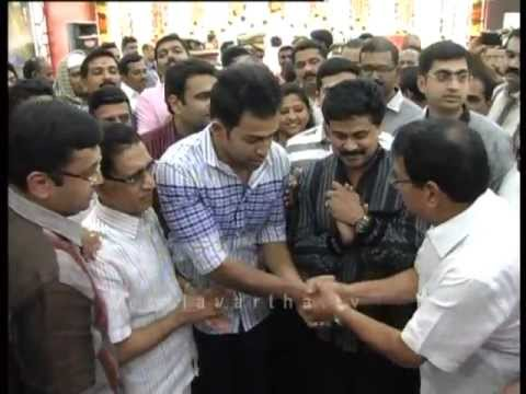 KALYAN JEWELLERS & KALYAN SILKS THIRUVALLA INAUGURATION HD