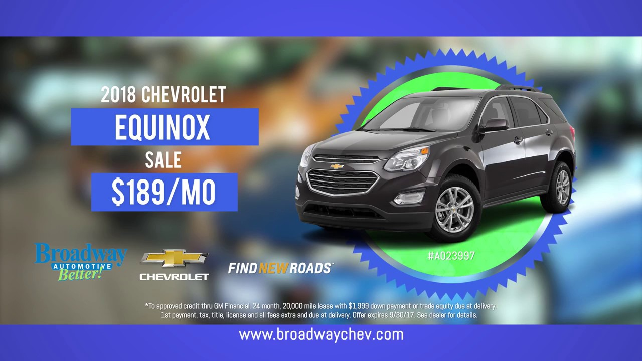 Delightful Broadway Chevrolet Green Bay, WI Truck And SUV Sale; Employee Family  Pricing, September 2017