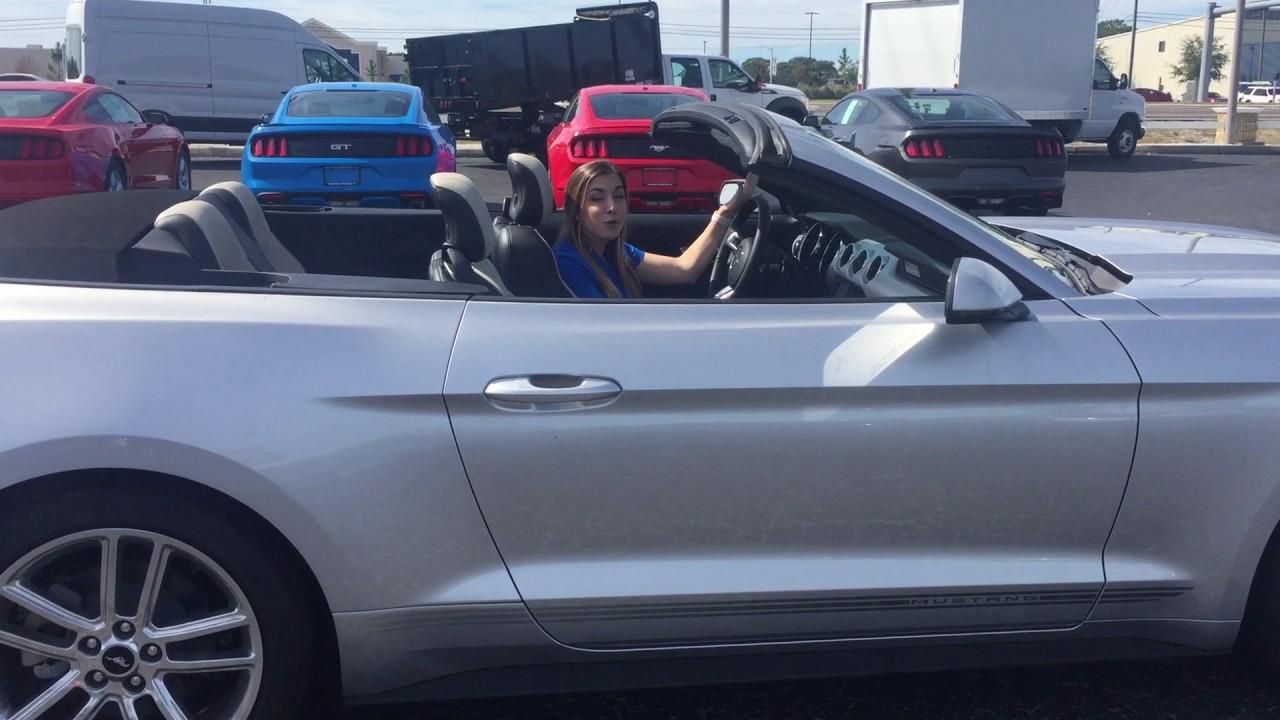 Karl Flammer Ford >> Mustang Fever Day 2 - Karl Flammer Ford, Tarpon Springs, FL - YouTube