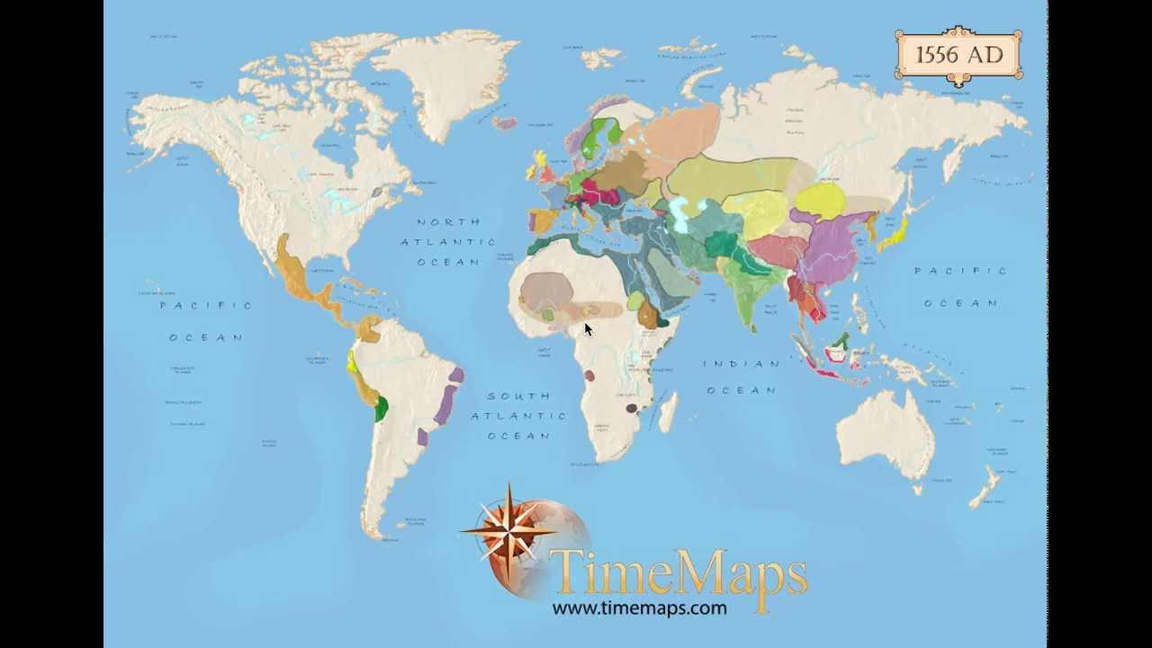 World Map Ancient Civilizations.World Civilizations History Timelapse Youtube