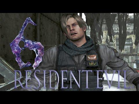 Resident Evil 6 Mod Leon Bssa Costume Ex3 Youtube