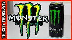 Monster Energy  ★  Original Drink Review - Thirsty Thursdays