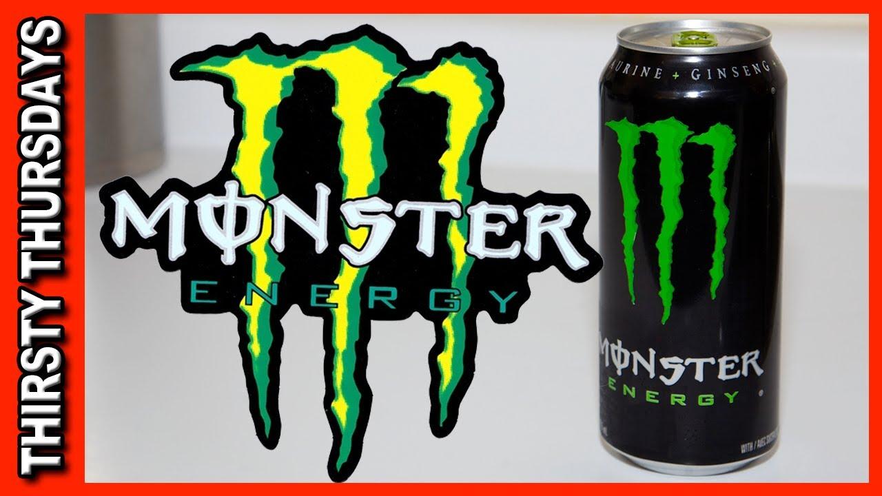 Monster Energy Eis