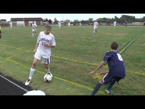 Erskine Academy at Medomak Valley boys soccer