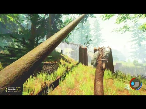 THE GREAT WALL PROJECT | The Forest Gameplay 6