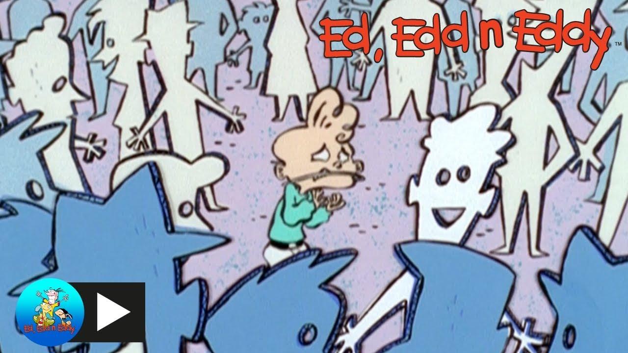 Ed Edd n Eddy | Lost in the Big City | Cartoon Network