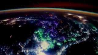 La Terre vue depuis l'ISS, un time-lapse à couper le souffle......