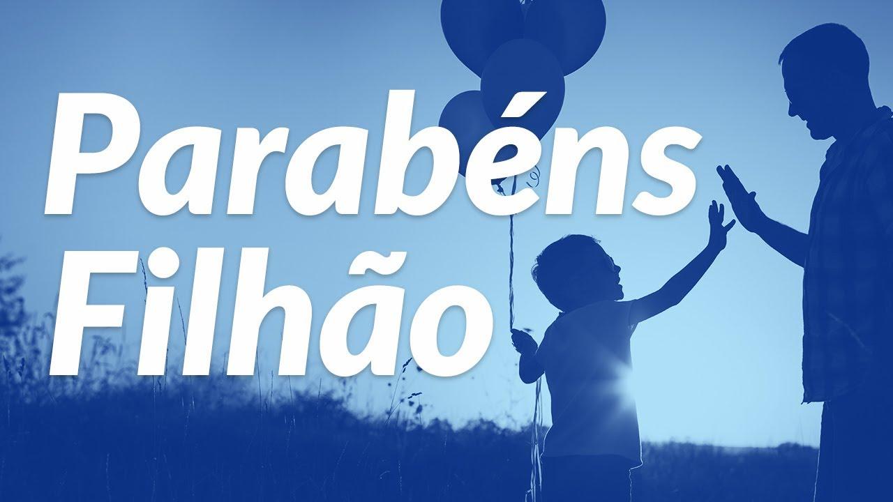 Mensagem De Aniversario De Um Ano Para Filho: Parabéns Para Filho De Pai Orgulhoso