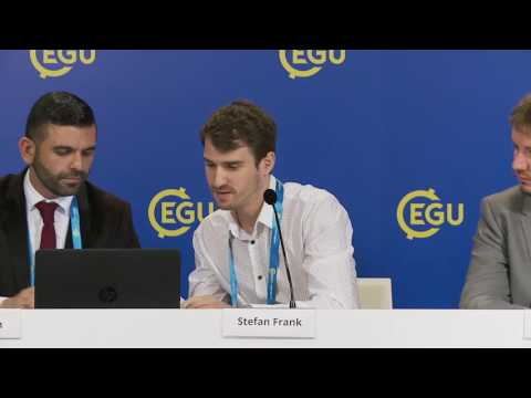 EGU2017: Food security: how extreme weather and other hazards affect what we drink and eat (PC8)