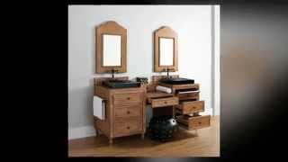 Copper Cove Solid Wood Bathroom Vanities By James Martin At Homethangs.com